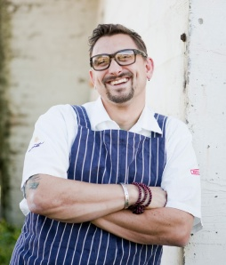 Chris Cosentino, Executive Chef at Incanto (quirky, passionate culinarian - it's a word)
