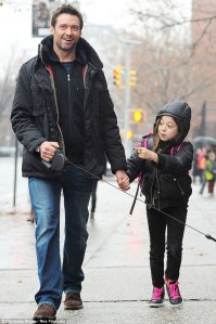 Hugh Jackman (gentleman, family man)