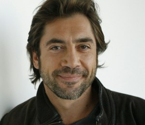 Javier Bardem (charming, Spanish good 'ole boy. Despite his many intense, creepy acting roles, he is hilarious)