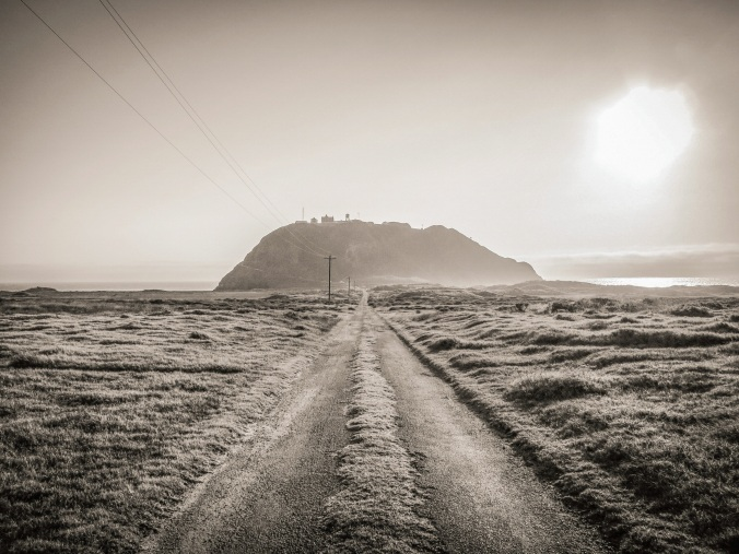 the road to point sur lightstation