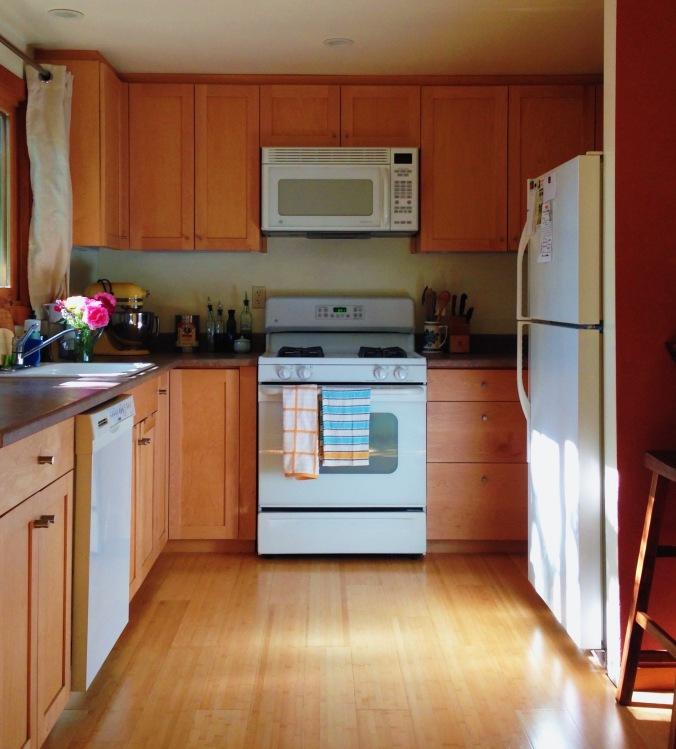 friendly, non-intimidating kitchen